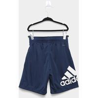 Bermuda Infantil Adidas Tr Eq Kn Yb Masculina - Masculino
