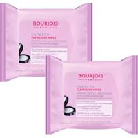 Bourjois Lingettes Demaquillantes Kit - 2 Lenços Demaquilantes Kit - Feminino-Incolor