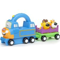 Veículo Handle Haulers - Trenzinho Big Top Charlie - Little Tikes - Masculino-Incolor