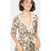 Vestido Amarração Estampa Muchacha - Lez A Lez