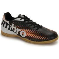 Chuteira Futsal Umbro Innverse - Preto
