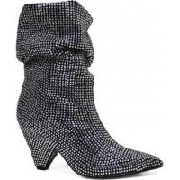 Bota Crystal Boot Werner Slouch Cristais