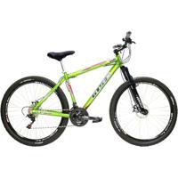 Bicicleta Gts M1 Advanced Aro 29 21Marcha Freios A Disco Rapid Fire Yamada Câmbios Shimano - Unissex