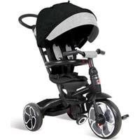 Triciclo Smart Premium Com Assento Reversível E Reclinável Cinza - Bandeirante