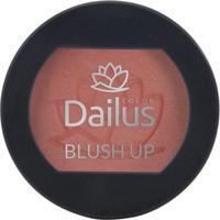Blush Up Dailus Color - Feminino-Salmão