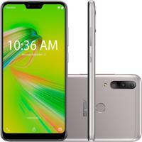 Smartphone Asus Zenfone Max Shot Zb634K 64Gb Desbloqueado Prata