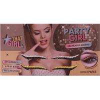 Delineador Adesivo That Girl - Party Girl 2 Un - Feminino-Incolor