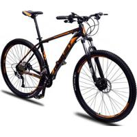 Bicicleta 29 Robust Outsider Shimano Alívio 27V. Hidráulico - Unissex