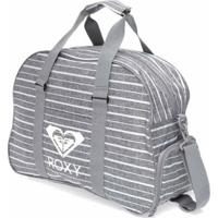 Bolsa Roxy Feel Happy Heather - Masculino-Cinza
