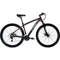 Bicicleta Stark 2018 - Aro 29 - Alumínio - Freio A Disco - Câmbio Shimano - 24 Marchas - Unissex
