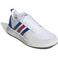 Tênis Adidas Court80S Masculino - Masculino-Branco