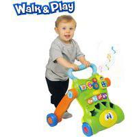 Andador Musical - Walk & Play