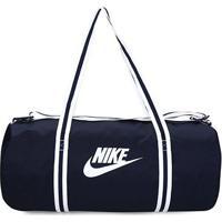 Bolsa Nike Heritage Duff - Unissex-Marinho