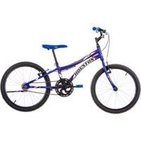 Bicicleta Houston Trup Aro 20 Azul