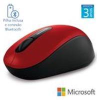 Mouse Sem Fio Mobile Bluetooth Microsoft Vermelho-Pn700018