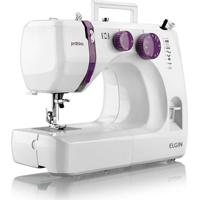 Máquina De Costura Pratika 9 Pontos Jx2051 Elgin 127V