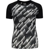 Camisa Botafogo Upper Feminina - Feminino