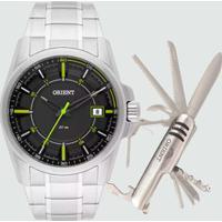 Kit Relógio Masculino Orient Mbss1317 K275