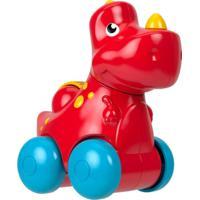 Carrinho Dinossauro - Vermelho - Fisher-Price - Incolor - Dafiti