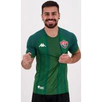 Camisa Kappa Vitória Goleiro I 2019 - Masculino
