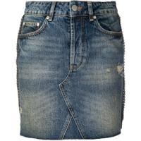Victoria Victoria Beckham Saia Jeans - Azul