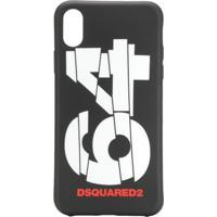 Dsquared2 Capa Para Iphone X 64 - Preto