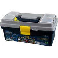 Caixa Organizadora Luxbox Multiuso De Plástico - Nautika