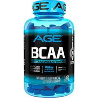 Aminoacid Bcaa Age 1.5G 120 T - Nutrilatina - Unissex