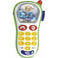 Telefone Vibra E Capta (6M+) - Chicco Ch5102 Telefone Vibra E Capta Chicco (6M+)