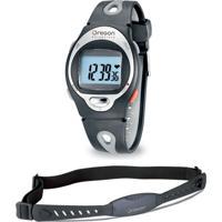 Monitor Cardíaco Oregon Scientific Com Clipe Para Bike Hr102N Preto/Cinza