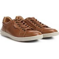 Sapatênis Couro Shoestock Masculino - Masculino
