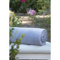 Cobertor Microfibra Azul Scavone - Azul - Dafiti