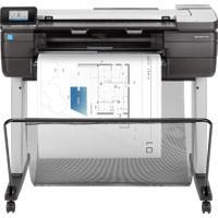 "Impressora Multifuncional Hp Designjet T830 24"""
