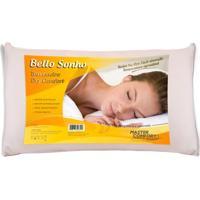 Travesseiro Fibra Malha Dry Comfort Altura 15 Cm