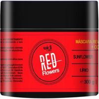 Máscara Revitalizante Widi Care Red Flowers 300G - Unissex