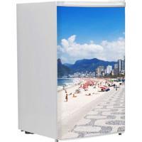 Adesivo Sunset Adesivos De Frigobar Envelopamento Porta Copacabana