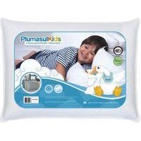 Travesseiro Pluma De Ganso Baby 233 Fios 30X40Cm Plumasul