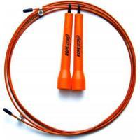 Corda De Pular Aço Speed Rope Com Rolamento - Unissex