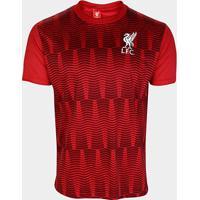 Camiseta Liverpool James Masculina - Masculino