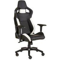 Cadeira Gamer Corsair T1 Race Preta/Branca - Cf-9010012