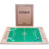 Jogo De Tabuleiro Oficina De Criação Mitra Futebox Em Madeira - Único - Kanui