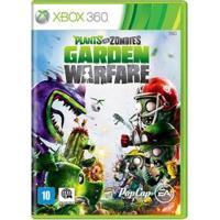 Jogo Plants Vs Zombies: Garden Warfare - Xbox 360 - Unissex