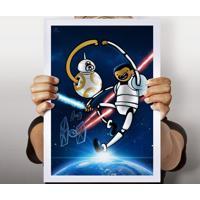 Poster Finn E Bb-8