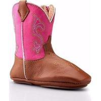 Bota Texana Country Baby Capelli Boots Infantil - Masculino-Rosa