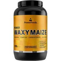 Power Waxymaize 1,5Kg - Powerfoods - Unissex