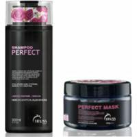 Shampoo E Máscara Truss Herchcovitch ; Alexandre Perfect - Unissex-Incolor