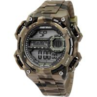 Relógio Digital Mormaii Moyp41639B/8V Verde