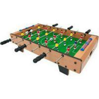 Mini Mesa Pebolim Diament Grande Totó Futebol 18 Jogadores Completa