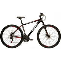 Bicicleta Aro 29 Ravi Full Drive Freio A Disco 21 Marchas - Unissex