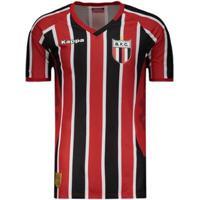 Camisa Kappa Botafogo Sp Ii 2019 - Masculino